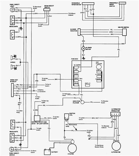 with 1986 chevy truck wiring diagram westmagazine net