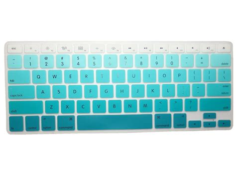 Keyboard Skin For Macbook llamamia 3 silicone keyboard covers skins for