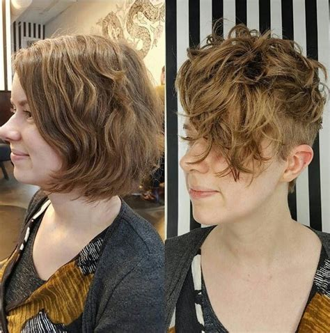 shaved hairstyles with long bangs 18 textured styles for your pixie cuts crazyforus