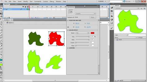 web design tutorial adobe flash flash cs5 graphic symbol tutorial youtube