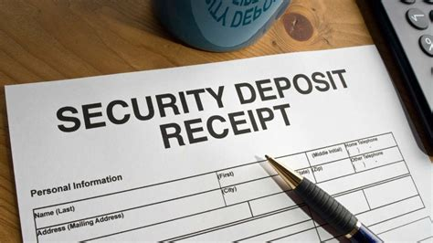 How Do You Pay Your Mba Deposit by Top Security Deposit Questions Answered Realtor 174