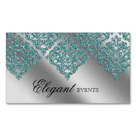 sparkle design business card templates 12 best images about event planner business cards on