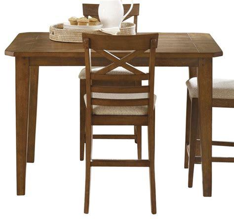 54 inch square table liberty furniture hearthstone 54 inch square counter