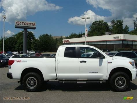 white toyota truck 2010 toyota tundra trd rock warrior double cab 4x4 in