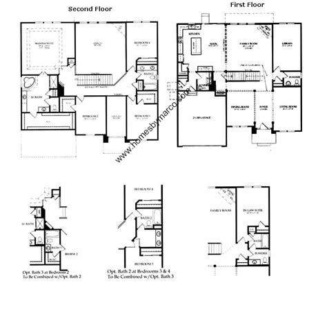 sle floor plans for homes scarborough model in the hton reserve subdivision in