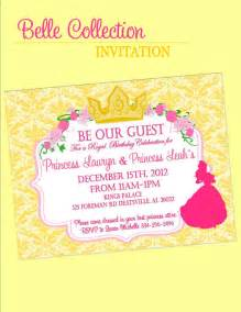 and the beast invitations template best template collection