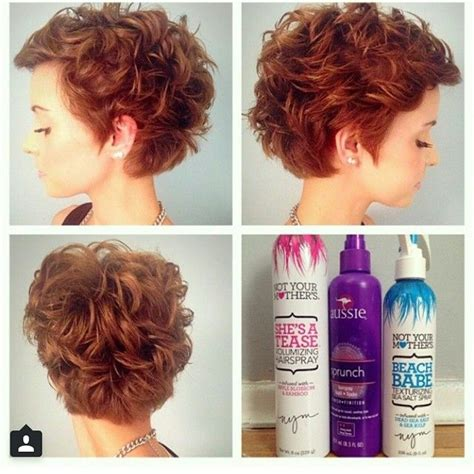 pixie curly hair products 25 best ideas about curly pixie hairstyles on pinterest