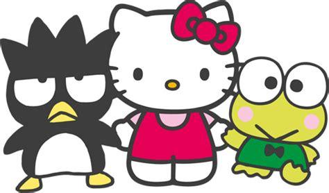 imagenes de hello kitty y amigos amigos de hello kitty imagenes imagui