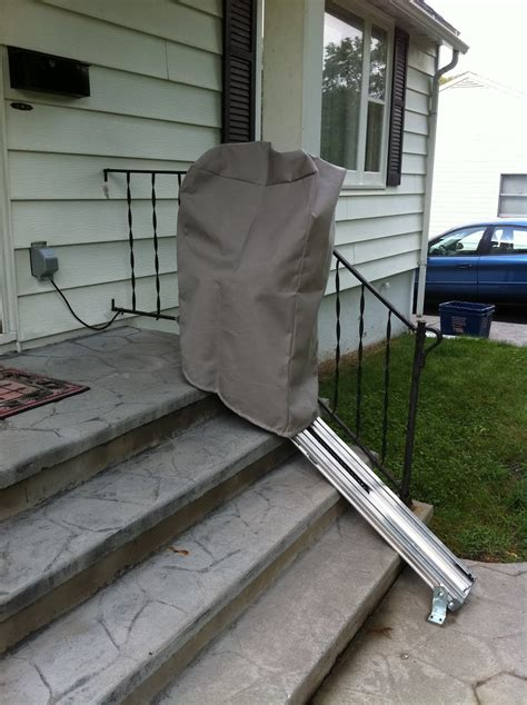 indy outdoor stair lift  chair lifts exterior