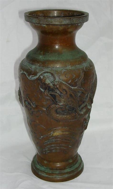 Bronze Vase by Cloisonne Vase Ebay Images