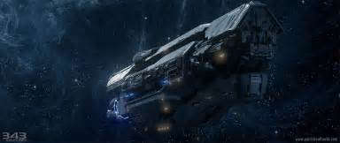 Halo Unsc Infinity Concept Ships Unsc Infinity By Sutton