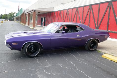 1970 challenger plum 1970 dodge challenger priced to sell new paint plum