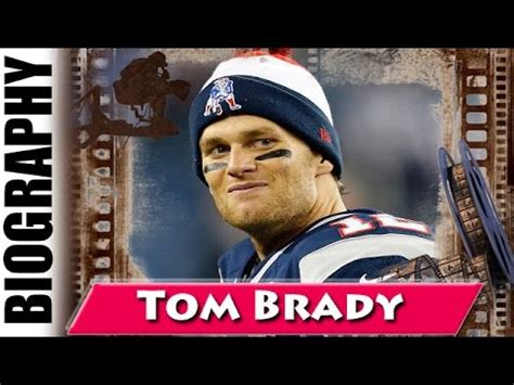 tom brady a biography books bowl chion tom brady biography and story