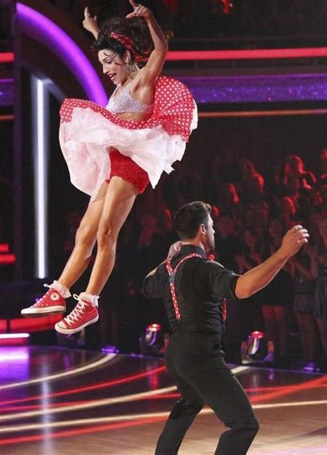 val chmerkovskiy i was in love with danica mckellar 13 best figure skating dress for a swing theme images on