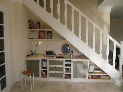 am駭agement bureau sous escalier bureau sous escalier archea bayonne decoration