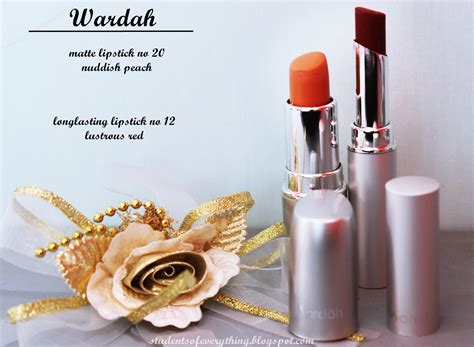 Warna Lipstik Wardah Lasting No 4 review wardah matte lipstick no 20 nuddish rahmaediary