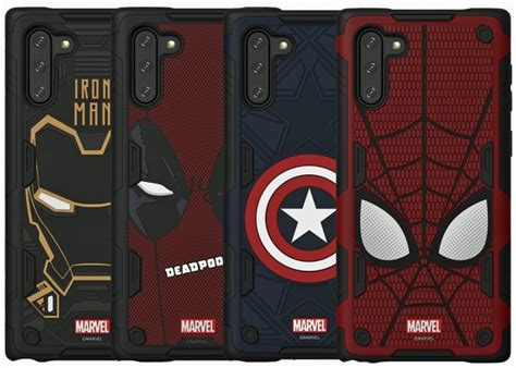 samsung release marvel themed smart covers