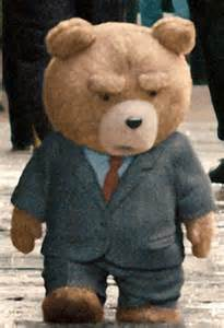 ted images ted comes in weekend box office the new york times