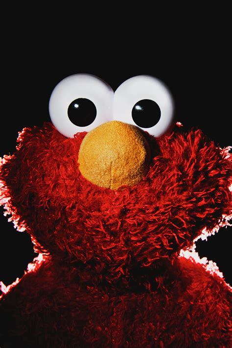 photo trick elmo hd wallpaper  iphone