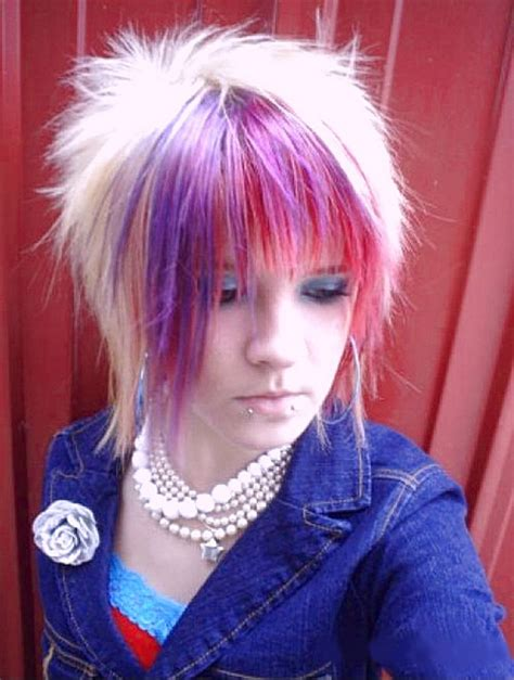 hairstyles for short emo hair new emo hairstyles for girls with short hair and bangs