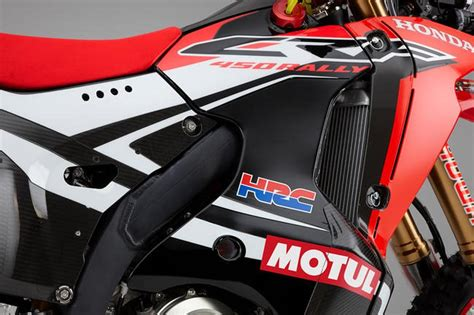 Motorrad In Chile Mieten by Honda Crf450 Rally 2014