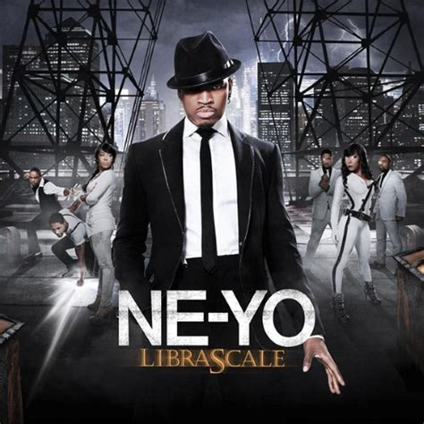 Ne Yo Unveils New Album Title Because Of You Ae Inspired By Of His Fans In Stores May 1st by Ne Yo Libra Scale Reviews Album Of The Year