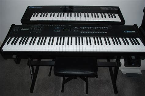 Keyboard Roland D5 the official george bellas website