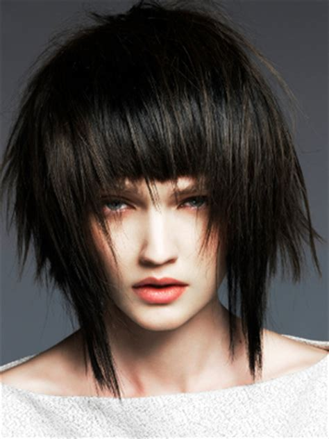 cut your own hair medium shag how to cut your own hair short shag style search results