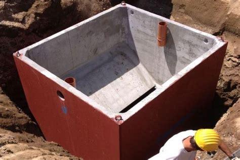 vasca imhof vasche imhoff per le acque reflue