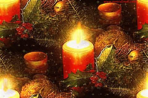immagini candele natale sfondo delle feste candele di natale sfondi wallpapers