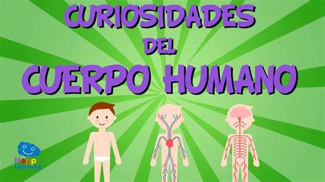 imagenes asombrosas del cuerpo humano curiosidades del cuerpo humano videos educativos para