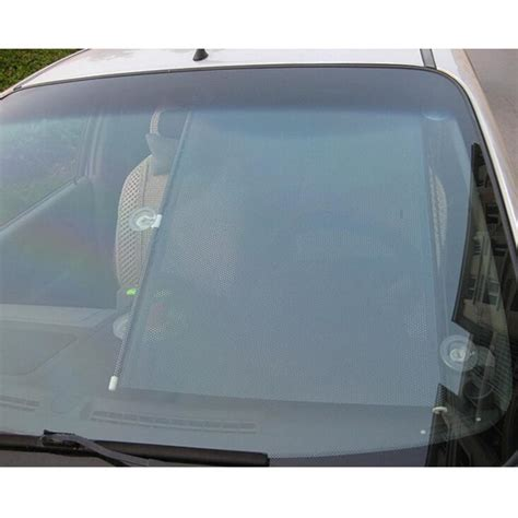Window Shade Cover Car Auto Truck Rollback Sun Shade Window Screen Cover