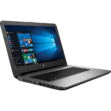Evas Ram 2gb notebook hp 14 ac141br intel i5 8gb 2gb de mem 243 ria dedicada 1tb led 14 quot windows 10