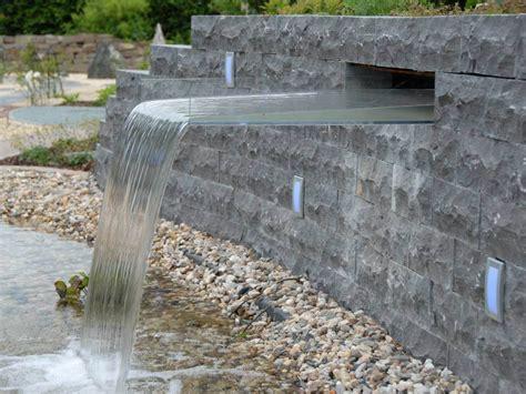 Wasserfall Im Garten by Wasserfall Galabau M 228 Hler Bachlauf Garten