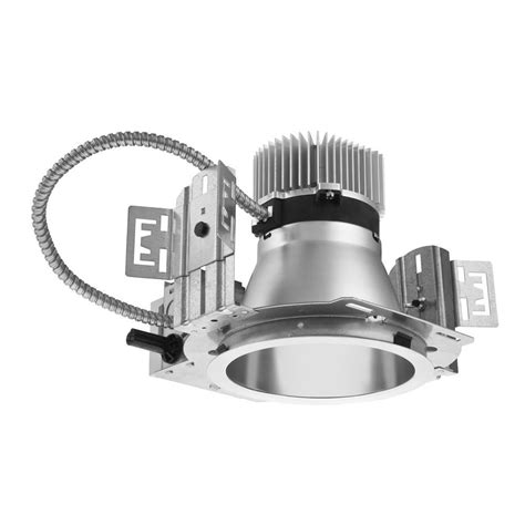 led recessed lighting contractor pack envirolite 6 in led recessed remodel housing with