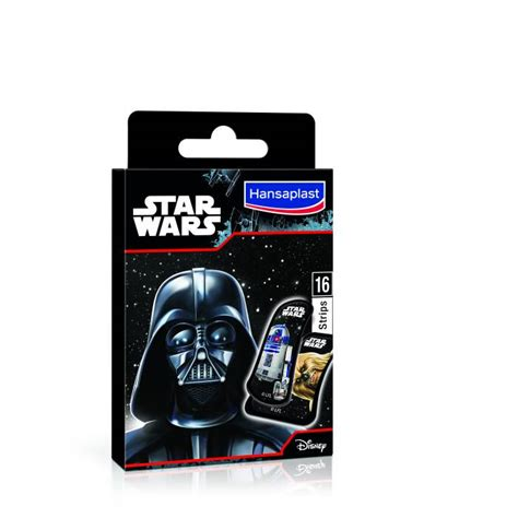 Hansaplast Plester Wars 1 let the be with you met de nieuwe wars pleisters hansaplast coole suggesties