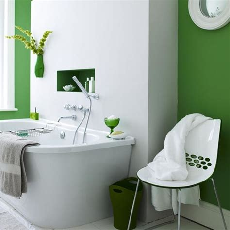 green bathrooms how to use green in bathroom designs