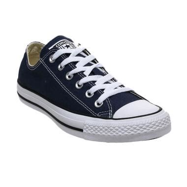 Sepatu Converse Warna Navy jual converse chuck all ox low navy made in