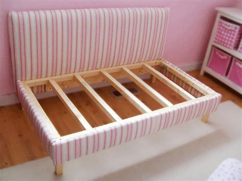 how to make a daybed frame diy upholstered toddler daybed hgtv