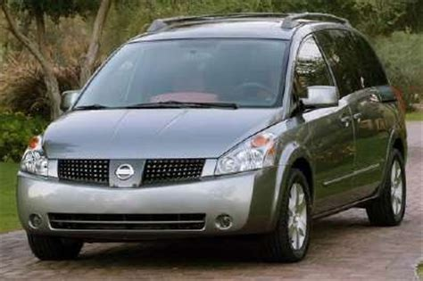 2005 nissan quest overview cargurus