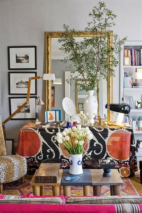 Bohemian Chic Home Decor | a guide to identifying your home d 233 cor style