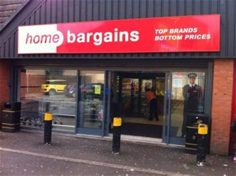 home bargains soho road hemsworth opening