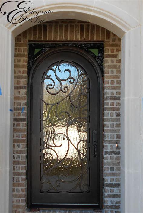 Iron Front Entry Doors 197 Best Single Doors Images On