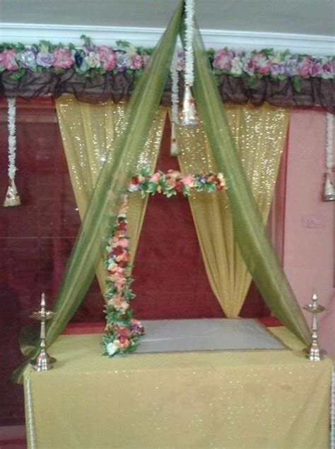 images  ganpati decoration ideas  pinterest