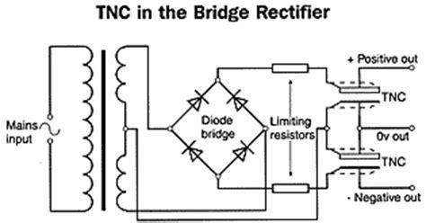 diode bridge network dnm products t network capacitors details
