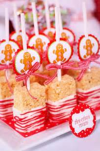 christmas rice krispie treat ideas