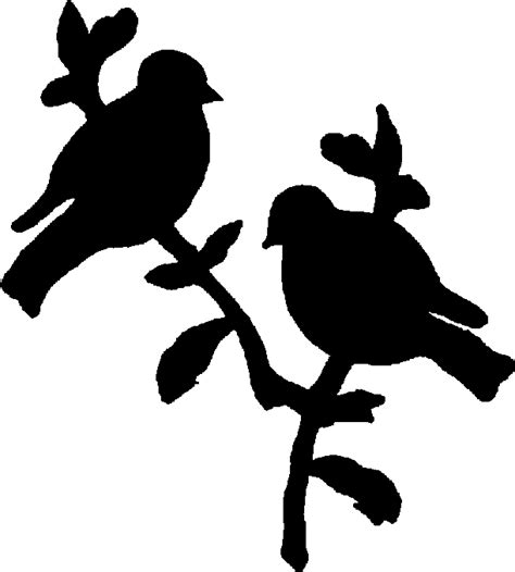 free clipart silhouette bird silhouette clip free clipart best