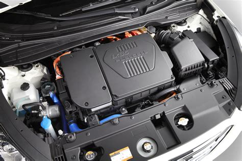 how does a cars engine work 2003 hyundai xg350 seat position control first production hydrogen fuel cell cars hit the market from hyundai extremetech