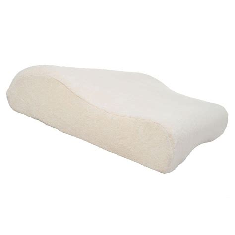 remedy comfort memory foam bed pillow 80 55016 the home