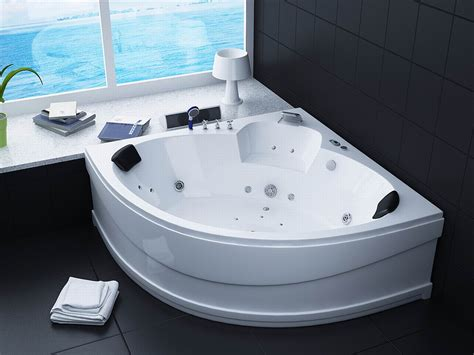 two bathtubs bathtubs idea astounding whirlpool bath tubs corner